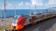 Проект переноса железной дороги в Сочи обойдется в 1,37 трлн рублей