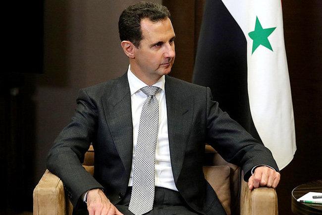Ракетный удар увеличивает решимость Сирии вборьбе стерроризмом— Асад