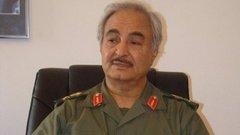 Москва опровергла сообщения окритическом состоянии фельдмаршала Ливии