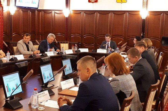 Кировская область, заседание совета по развитию легкой промышленности