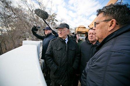 Глава Оренбуржья оценил формирование комфортной среды в столице региона