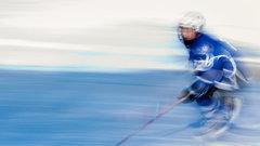 Российские хоккеисты уступили чехам в матче Еврохоккейтура