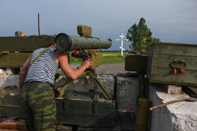 Украина намерена реинтегрировать Донбасс