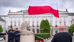 МИД Польши выразило протест из-за задержания польского политолога в РФ