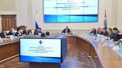 Губернатор обсудил с ректорами новосибирских вузов решение задач, обозначенных в послании Президента