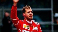 Феттель выиграл Гран-при Великобритании