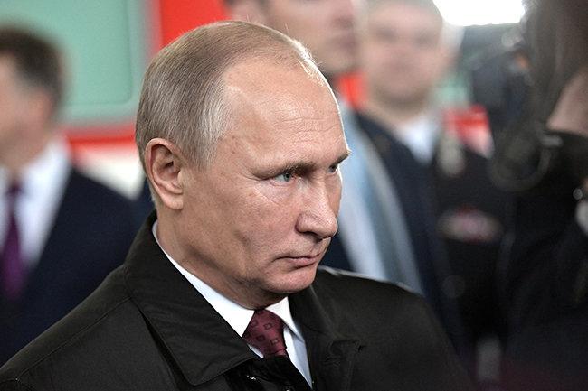Путин выразил соболезнования родным жертв авиакатастрофы Ан-148