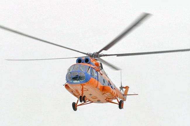 Вертолёт Ми-8 мог потерпеть крушение упобережья архипелага Шпицберген из-за погоды