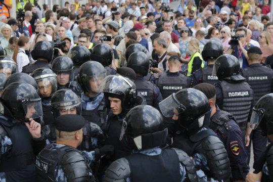 Видеохостинг YouTube блокировал трансляции скритикой незаконного митинга 3августа вМоскве