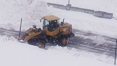 В Новосибирске начали готовиться к уборке снега