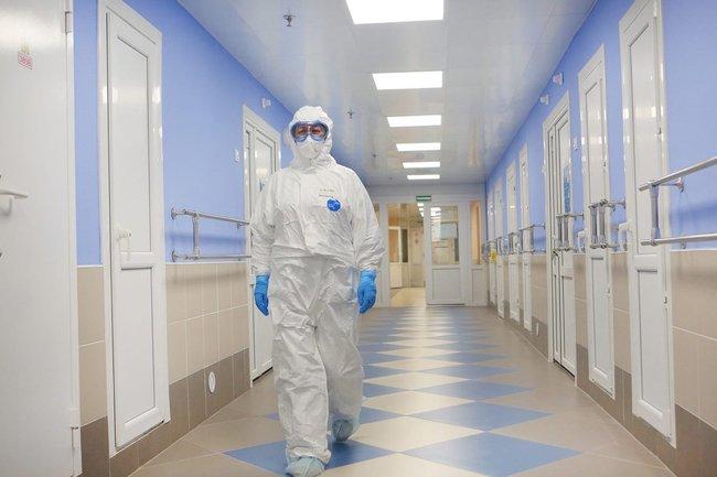 врач больница анализ тест коронавирус лаборатория