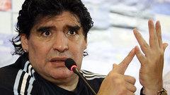 Марадона предложил заплатить за информацию о блогере, рассказавшем о его смерти