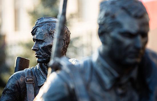 """памятник """"Они сражались за Родину"""""""