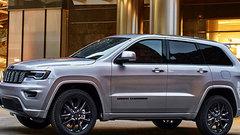 Мощный кроссовер Jeep Grand Cherokee Trackhawk покажут в апреле