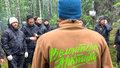 волонтеры  остров Вилькицкий