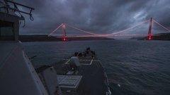 В Совфеде назвали «ложью» заявление США о наращивании военного присутствия РФ в Черном море