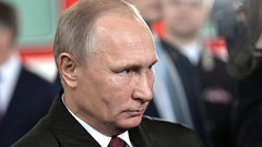 Бесконечный Путин в российском вакууме