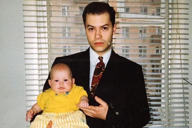 федор бондарчук фото в молодости