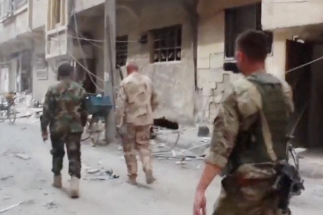 Специалисты ОЗХО прибыли всирийскую Думу