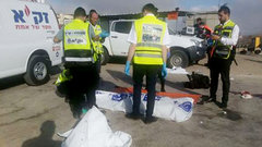 В теракте близ Иерусалима погибли трое израильтян