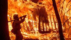 У цыган в Пензенской области начали гореть дома