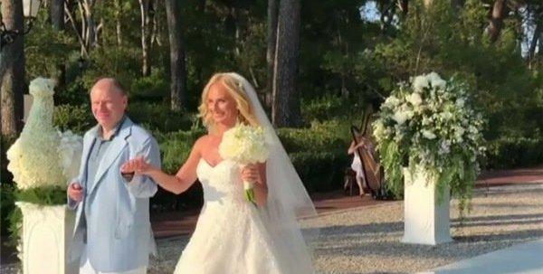 Свадьба Анастасии Потаниной