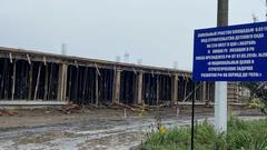 В Назрани продолжается строительство детсада на 220 мест