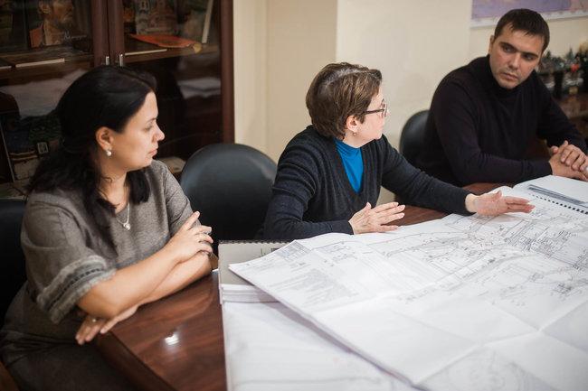 Специалисты подготовили обмерные чертежи здания и архитектурных элементов Речного вокзала в Твери