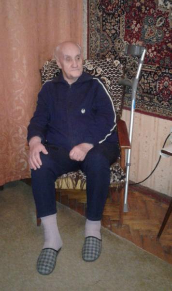 Виталий Николаевич никуда не рвется