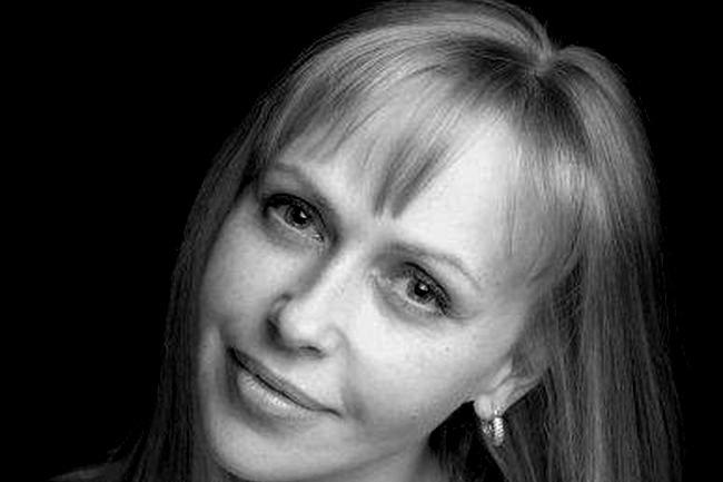 Анжелика Волчкова