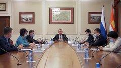 Владислав Шапша: мероприятия в рамках проекта «Калуга – новогодняя столица России» должны пройти на высоком уровне