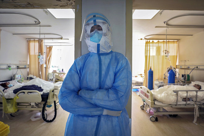Китай вирус коронавирус