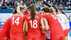 Россиянки на ЧМ-2018 по волейболу сыграют с азербайджанками