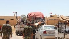 Террорист-смертник убил более 30человек вСирии