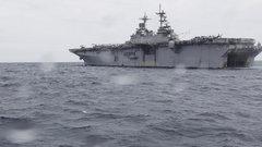 Корабли НАТО прибыли в Петербург, капитанов ждет прием на борту «Авроры»