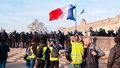 Париж протест бензин