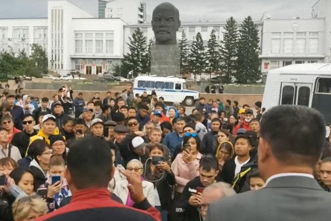 Как будут гасить протест в Улан-Удэ