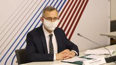 Владислав Шапша: для поддержки предпринимателей будем делать все возможное