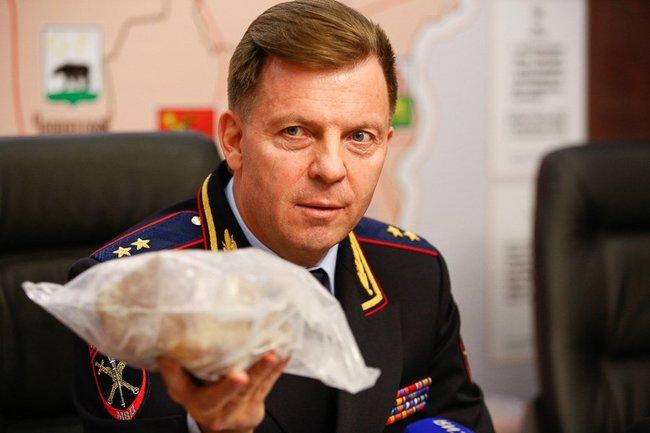 Силовики Калининградской области нацелились на янтарь?