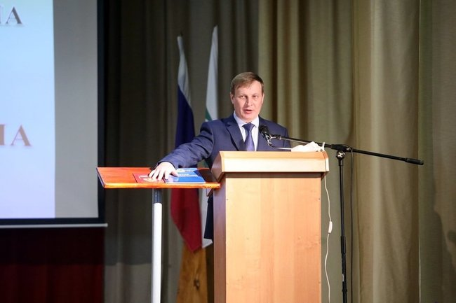 Дмитрий Лесовой