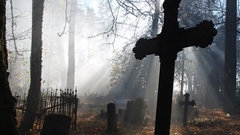 Жители Чувашии не смогут попасть на кладбища на Троицу