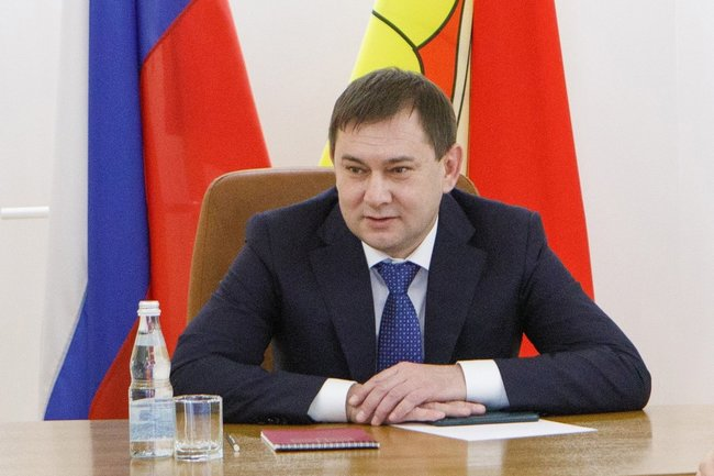 Председатель Воронежской областной Думы Владимир Нетёсов.