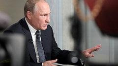 Златкин назвал главную зависимость Путина