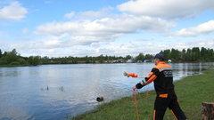 Ярославские спасатели начали дежурить на городских пляжах