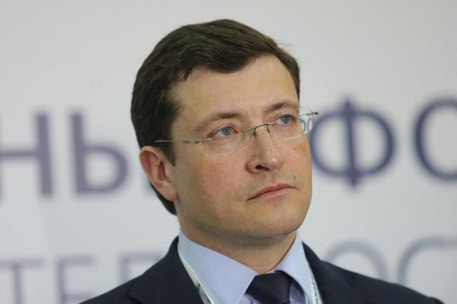 Губернатор Нижегородской области Глеб Никитин.