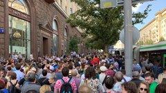 Соловей: власть намеренно разгоняет маховик политических репрессий