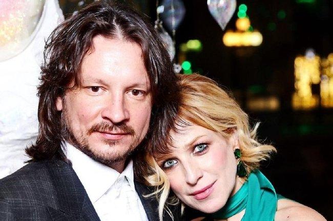 Максим Шабалин с супругой