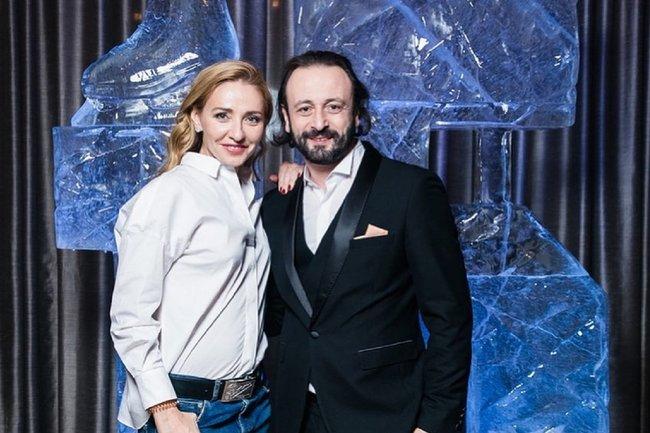 Илья Авербух и Татьяна Навка