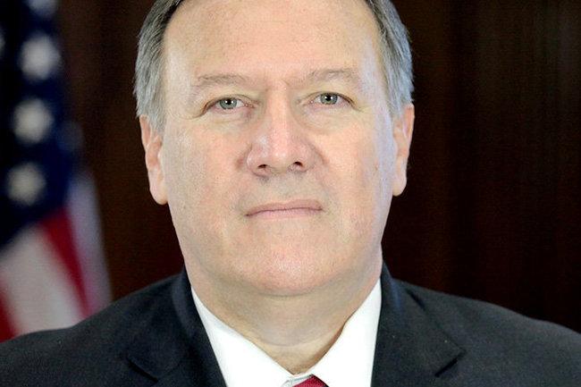 Майк Помпео