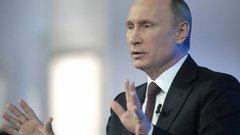 Путин: «Коммунистическая идеалогия сродни христианству»